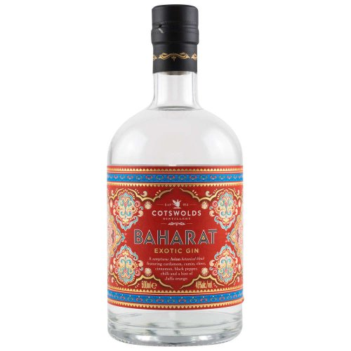 Cotswolds Baharat Exotic Gin 46% vol. 500ml