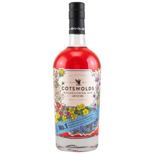 Cotswolds Gin Wildflower No.1 - 41,7% Vol. 700ml