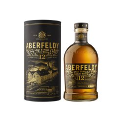 Aberfeldy 12 Jahre Single Malt Whisky 40% vol. 700ml
