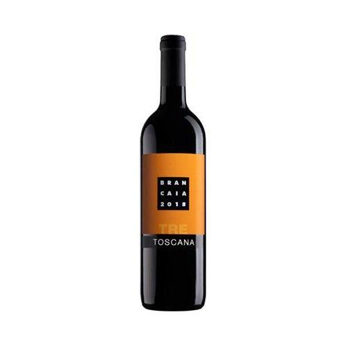 Brancaia Tre 2018 Super Tuscan IGP 13,5% 750ml
