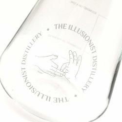 Illusionist Original Erlenmeyer Gin Glas