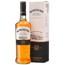 Bowmore 12 Jahre 40% vol. 700ml