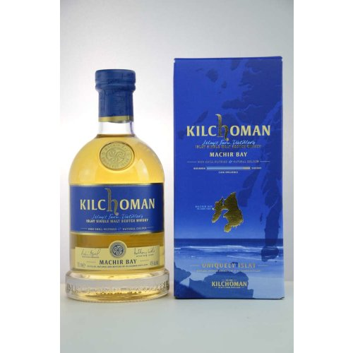Kilchoman Machir Bay Islay Single Malt Whisky 46% Vol. 700ml