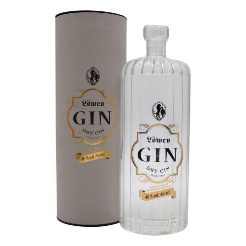 Löwen Dry Gin Bergbrennerei 40% Vol. 700ml