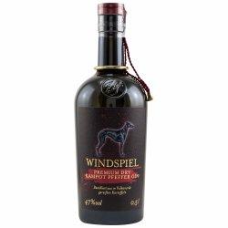 Windspiel Kampot Pfeffer Gin 47% Vol. 500ml
