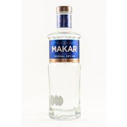 Makar Original Dry Gin 43% vol. 500ml