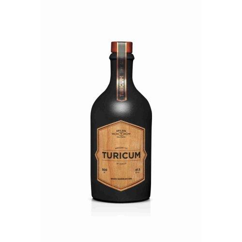 Turicum Wood Barreled Dry Gin