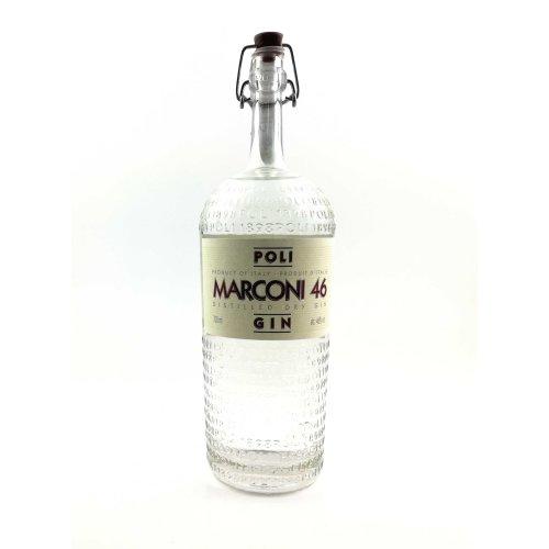 Jacopo Poli Marconi 46 Gin 46% Vol. 700ml