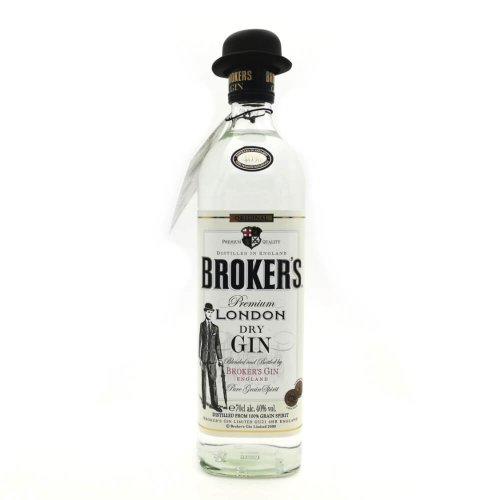 Brokers London Dry Gin 40% Vol. 700ml