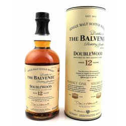 Balvenie 12  Jahre Double Wood 40% vol. 700ml