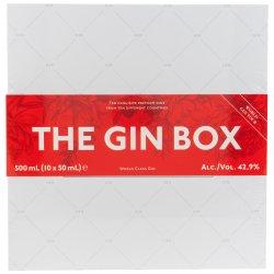 Gin Tasting Box The World Class 10 x 50ml