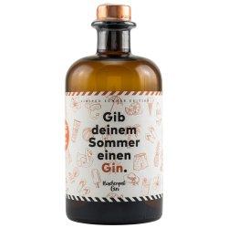 Flaschenpost Gin Gib deinem Sommer einen Gin