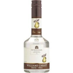 Unterthurner Williams-Christ Birne 0,2l 39%