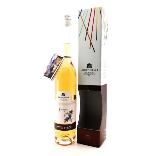 Grappa Castel Tyrol Unterthurner 39% vol. 500ml