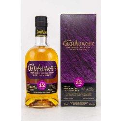 Glenallachie 12 Jahre Single Malt Whisky 46% vol 700ml