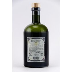 Huckleberry Gin 44% vol. 500ml