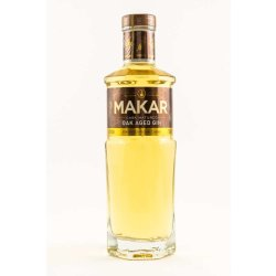 Makar Cask Matured Oak Aged Gin 43% vol. 500ml