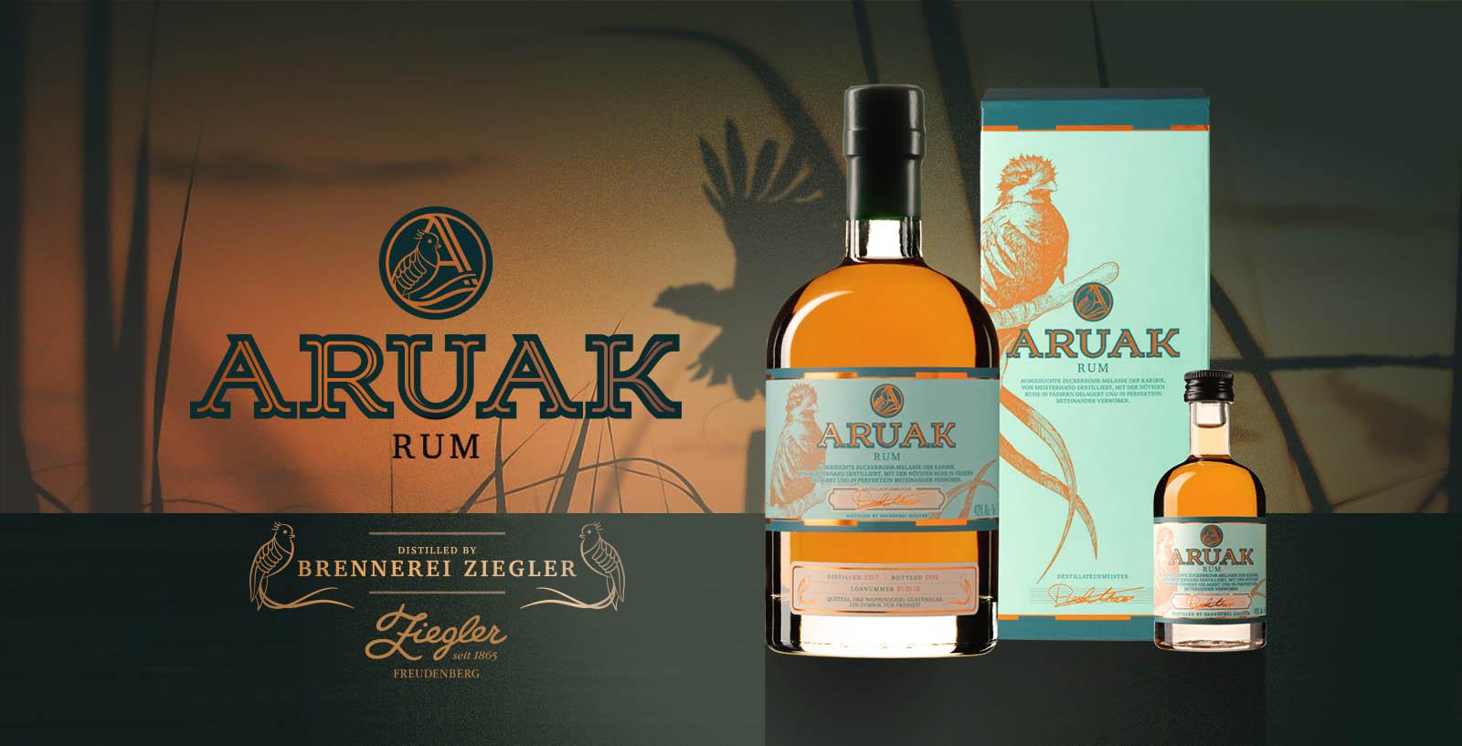 Aruak Rum - Ziegler Brennerei